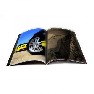 katalogi szyte foldery